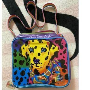 Vintage Lisa Frank Dalmatian Rainbow Lunch Bag #37